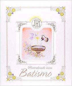 Recordando meu Batismo