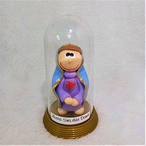 Imagem Nossa Senhora das Dores na Cúpula (Biscuit)