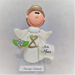 Imagem Arcanjo Gabriel (Biscuit)