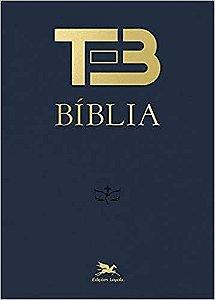 Bíblia TEB Notas Integrais Tradução Ecumênica