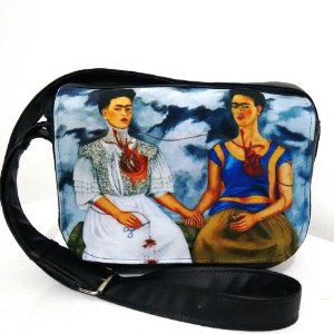 Bolsa carteiro - As duas Fridas (1939)