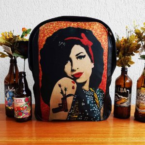 Mochila Amy Winehouse