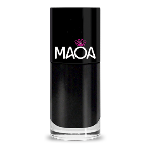 Rosa Negra - esmalte cremoso 9ml