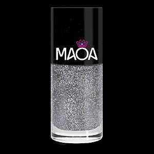 Chuva de Prata - esmalte glitter 9ml
