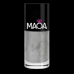 Prata - esmalte metalizado 9ml