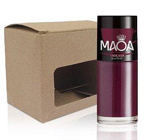 Pack Econômico Esmalte Cremoso Maoa 'Macchiato' - 6 unid
