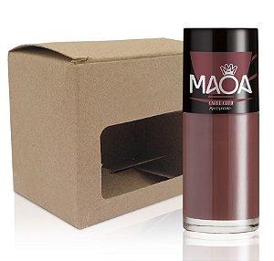 Pack Econômico Esmalte Cremoso Maoa 'Mocaccino' - 6 unid
