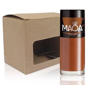 Pack Econômico Esmalte Cremoso Maoa 'Caramel' - 6 unid