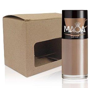 Pack Econômico Esmalte Cremoso Maoa 'Caffè Latte' - 6 unid