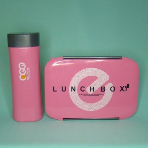 Kit Marmita Copo 'Lunchbox'