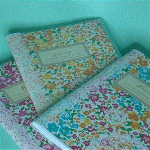 Caderno Floreine