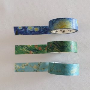 Washi Tape Van Gogh