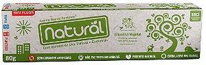 Creme Dental Orgânico Natural sem Fluor - 80g