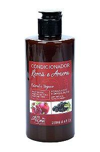 Condicionador Romã e Amora (todos os tipos de cabelos) Arte dos Aromas 250ml