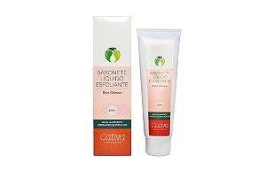 Sabonete Esfoliante Facial Pele Oleosa Cativa 80g