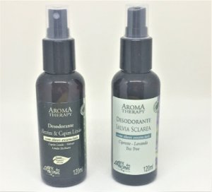 Desodorante Natural Spray Arte dos Aromas 120ml