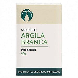 Sabonete de Argila Branca ( Pele Normal) Cativa 60g