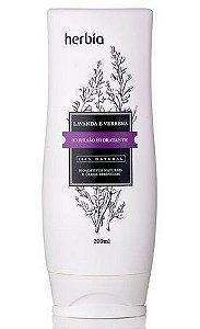 Emulsão Hidratante Lavanda e Verbena 200 ml - Herbia