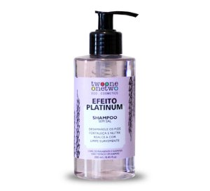 Shampoo Efeito Platinum Violet Flowers - Twoone Onetwo 250ml