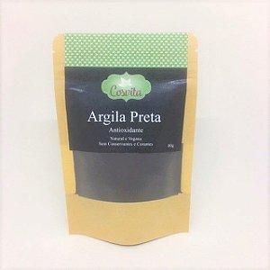 Argila Preta Antioxidante Cosvita 80gr