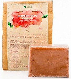 Shampoo Sólido Pimenta Rosa - Cativa 100g