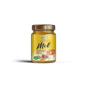 Pote de Mel Composto com Própolis sabor Romã e Gengibre - 340 ml