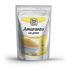 Amaranto em Grãos Nacional - 100g