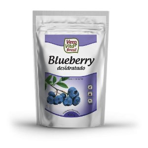 Blueberry Desidratado - 100 g