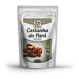Castanha do Pará sem Casca Média - 150 g