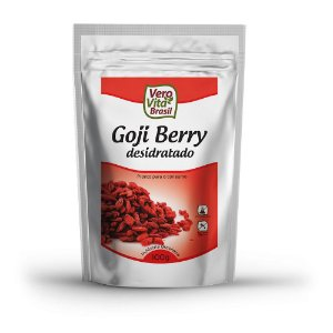 Goji Berry Desidratado - 100 g