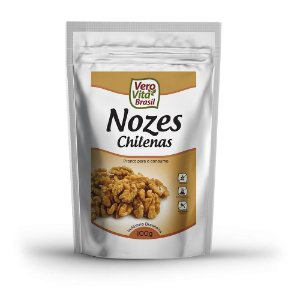 Nozes Chilena Quartz Light - 100 g