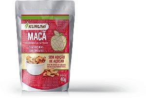 Snack Desidratado - Maçã - 40g
