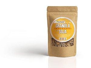 Granola Salgada - Com Soja em Grãos