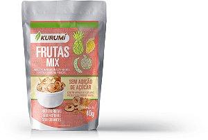 Snack Desidratado - Mix de frutas - 40 g