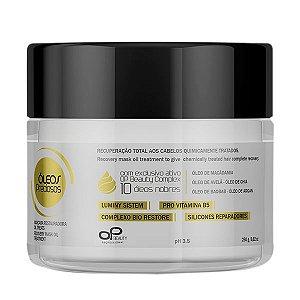 OP Beauty | Máscara Reconstrutora Oil Treats - 250 g
