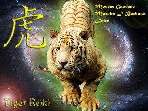 Curso EAD Tiger Reiki níveis Praticante e Mestrado