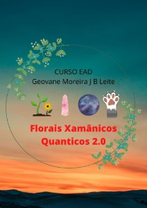 CURSO EAD FLORAIS XAMÂNICOS QUÂNTICOS 2.0 com MESTRADO