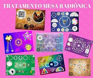 SESSÃO DE TRATAMENTO COM MESA RADIONICA - PACOTE DUAS SESSÕES PELO PREÇO DE 1