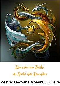 Curso EAD Reiki dos 7 Dragões Sagrados ou Draconian Reiki
