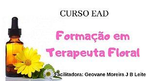 CURSO EAD FORMAÇÃO TERAPEUTA FLORAL