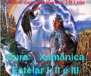 CURSO EAD CURA XAMANICA ESTELAR níveis I, II e III