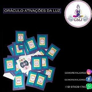 CURSO EAD ORÁCULO ATIVAÇÕES DA LUZ