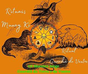 Curso EAD Munay Ki - As 9 Iniciações Incas + Iniciação da Guardiã do Ventre