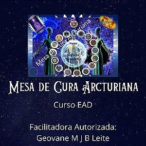 Curso EAD Mesa Radionica de Cura Arcturiana