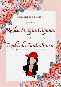 Curso EAD Reiki Santa Sara Kali + Reiki Magia Cigana