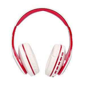 Fone De Ouvido Midi S98 Wireless - Mp3 - Branco