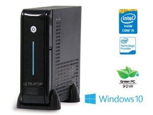 DESKTOP ULTRATOP INTEL CORE I7-6700 3.4GHZ 4GB DDR4 500GB WINDOWS 10