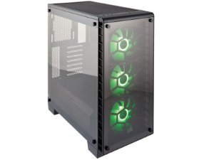 GABINETE GAMER CORSAIR CRYSTAL 460X RGB