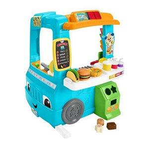 Food Truck aprenda brincando - Fisher Price (Centro de Atividades)