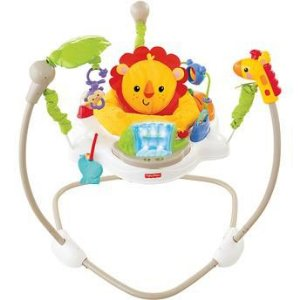 Jumperoo Amigos Da Floresta - Fisher-Price